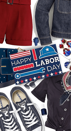 Labor Day Look: Vintage Appeal