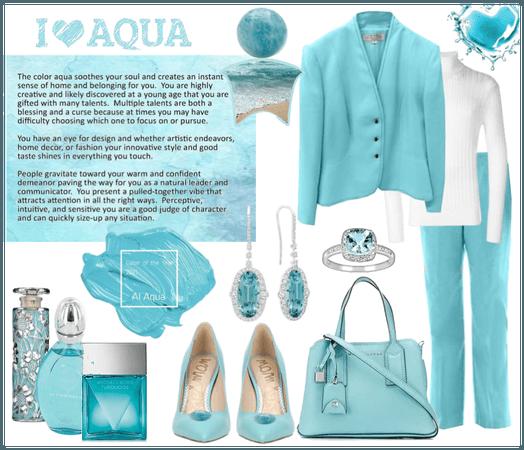Aqua Is Beautiful