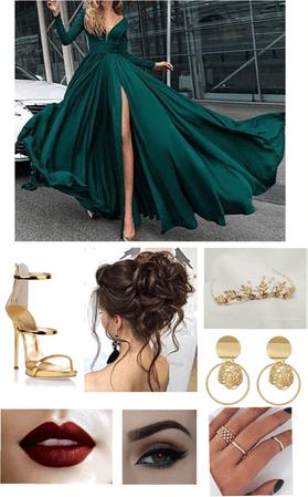 Persephone (Queen of the Underworld)