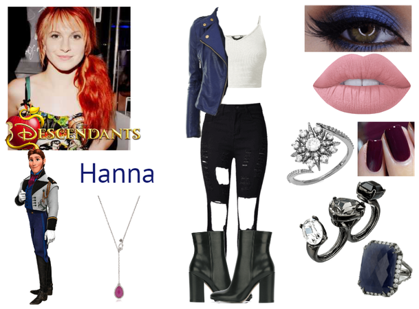 Hanna of the Southern Isles - Isle of the Lost