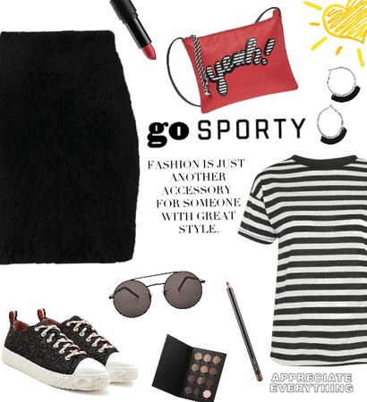 Go Sporty!