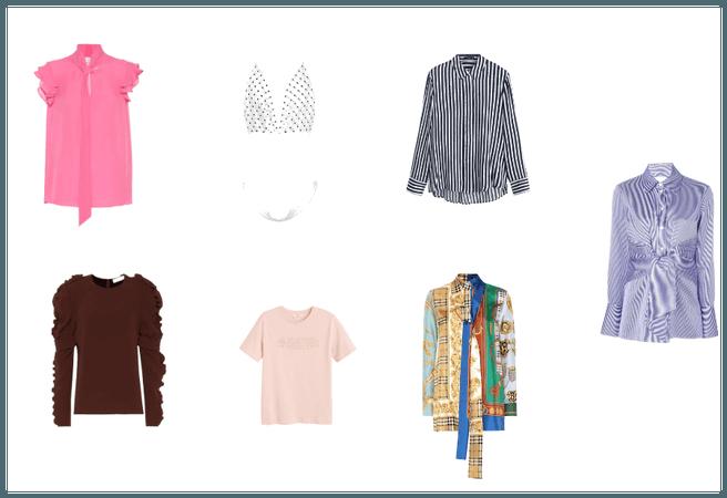 7 estilos de blusas