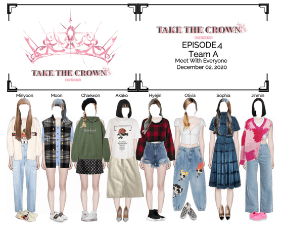 """Take The Crown"" Ep.4 [Team A]"