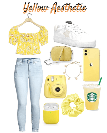 Yellow Aesthetic💛