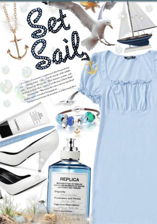 Fav perfume: replica sailing day 🌊⛵