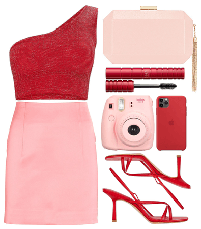 PINK+RED Outfit