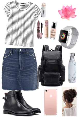 day at school series outfit #18