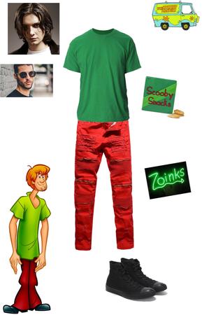 Modern Day Shaggy| Scooby Doo