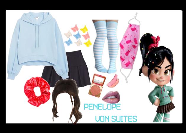 Penelope Von Suites Disneybound