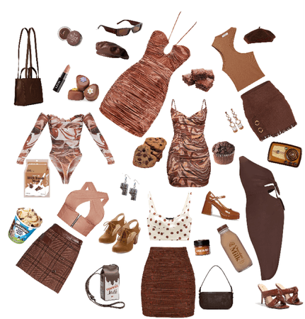 Sweet tooth: Chocolate.