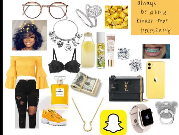 Yellow Tingz!!!