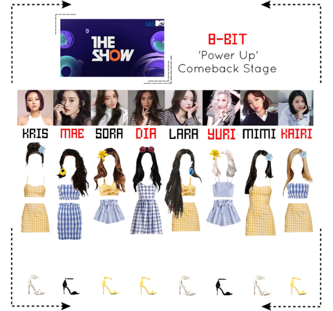 ⟪8-BIT⟫ 'Power Up' Comeback Stage #2 - The Show