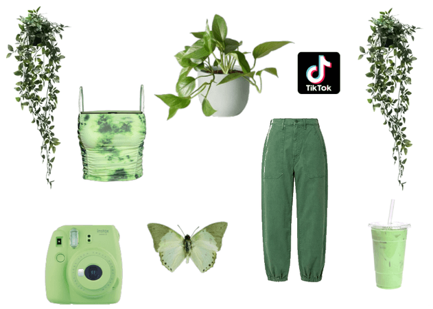 all about green