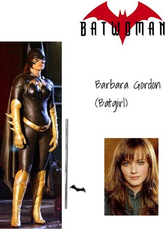 Batwoman: Barbara Gordon (Batgirl)