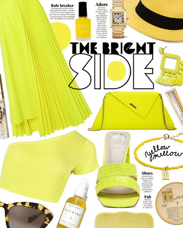 mellow yellow | the bright side