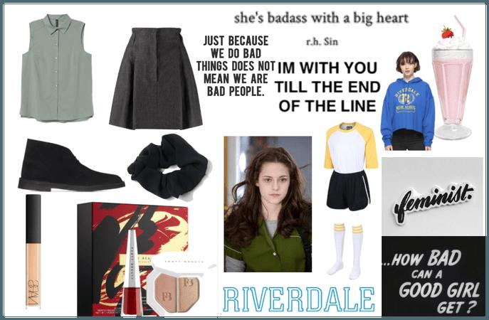 Riverdale OC/Lara Keller/Dating Reggie
