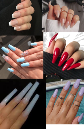 this are  Nail's