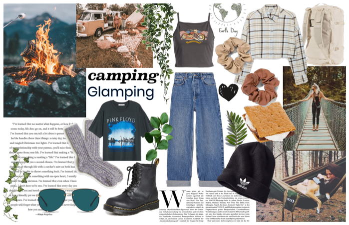 Camping Look