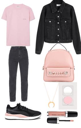 Pink Puma