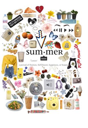 summer I phone background