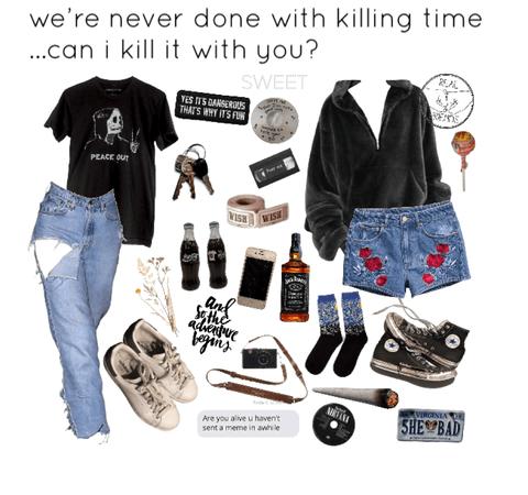 Grunge Teen Aesthetic