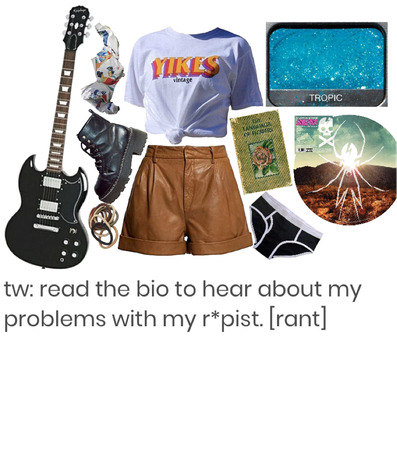 I hate life. tw: mentions of r*pe and ed