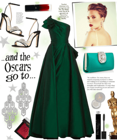 The Oscars - Scarlett Johansson