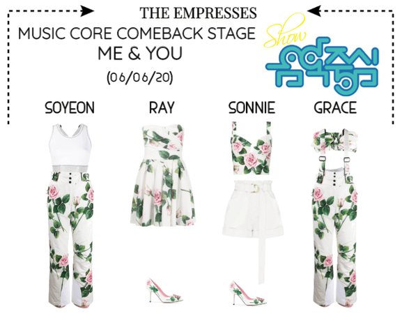 [EMPRESS] MUSIC CORE | ME & YOU