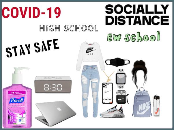 Back to school #Covid-19 2020