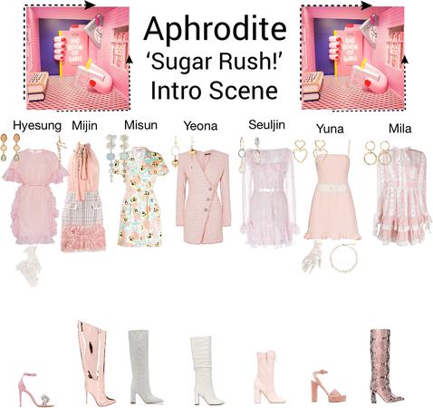 Aphrodite - SUGAR RUSH! - Intro Scene