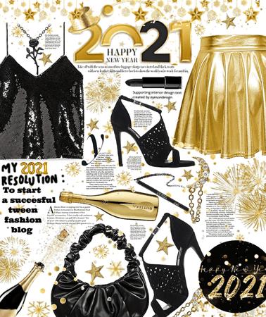 glitz glam 2020
