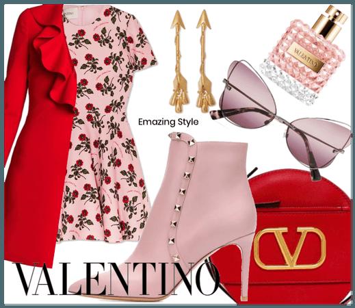 Valentine's in Valentino