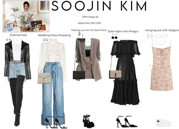 SooJin Kim{수진}2PM Vlogs with SooJin #3