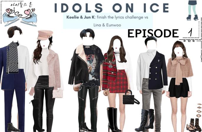 IDOLS ON ICE EPISODE 1: KEELIE & JUN K