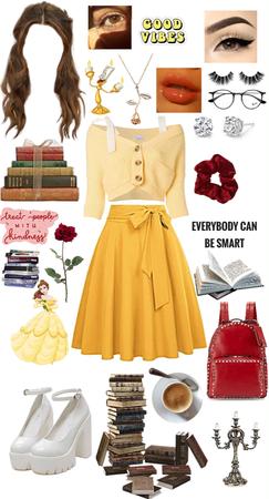 Princess style: Belle