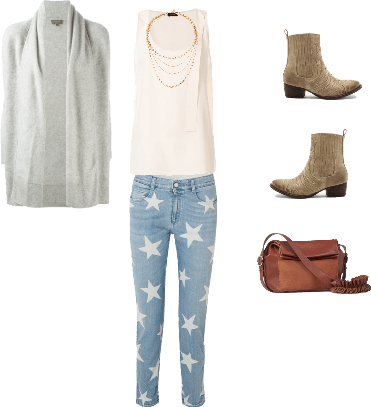 comfy pretty outfit