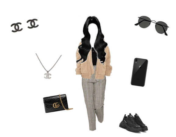 outfit for @parisrae002010 xx