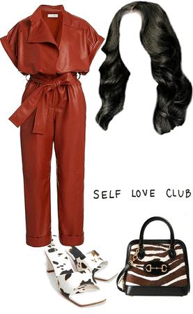 Self Love Club 🖤
