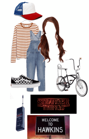 Stranger Things Extra Character