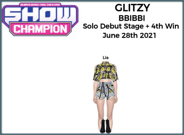 GLITZY (화려한) Lia Show Champion