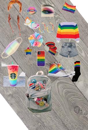 Rainbow Awesomeness