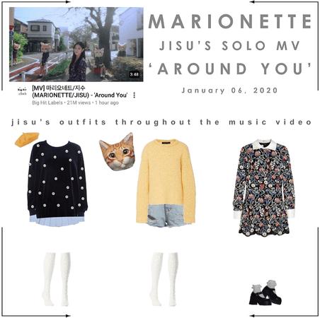마리오네트 (𝗠𝗔𝗥𝗜𝗢𝗡𝗘𝗧𝗧𝗘) - [JISU] 'Around You' Music Video