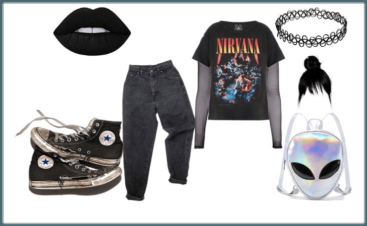 90's Grunge Kid