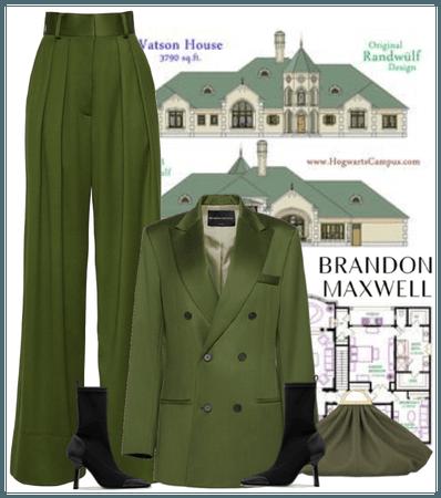 ARCHITECTURE 5 -BRANDON MAXWELL