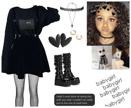 {Her Outfit}