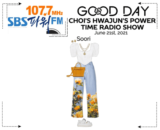 GOOD DAY (굿데이) [SOORI] Choi Hwajung's Power Time Radio