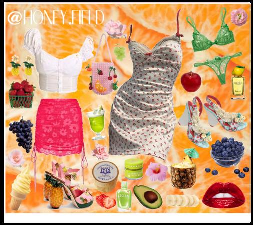 Feelin' Fruity