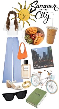 Summer Street Style ☀️