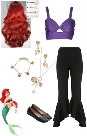Modern Ariel
