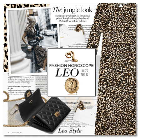 Fashion Horoscope - Leo